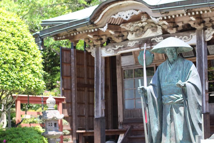 Esei, der den Tee nach Japan brachte