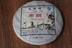 Product image for:Bulangshan 2007 (ca. 375g)