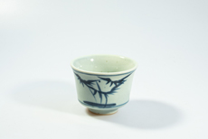 Product image for:Cup Fang Gu Shan Shui mit Berg-Wasser-Motiv