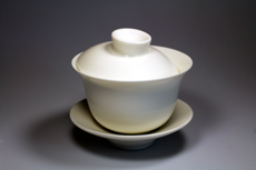 Product image for:Gaiwan Porzellan weiss gross
