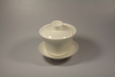 Product image for:Gaiwan Porzellan weiss Dehua
