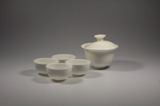 Product image for:Set Gaiwan und Cups Chaozhou Gongfu
