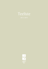 Product image for:Teeliste