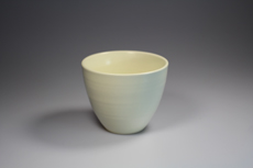 Product image for:Cup strukturiert hoch weiss (6.5cm)