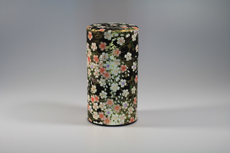 Product image for:Dose Cherry Blossom schwarz (12.5cm hoch)